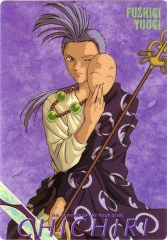 Fushigi Yuugi (Chichiri)
