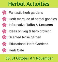 Herb Happening 2015 Activities