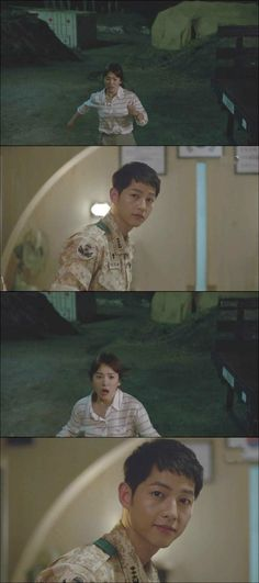 #descendants of the sun #song joong ki #song hye gyo