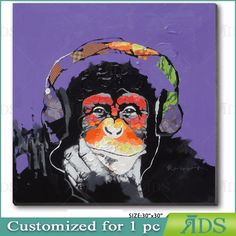 Modern Art Gorilla Monkey Music Oil Painting Wall Painting Canvas Painting Home Decor Oil On Canvas , Find Complete Details about Modern Art Gorilla Monkey Music Oil Painting Wall Painting Canvas Painting Home Decor Oil On Canvas,Canvas Monkey Oil Painting,Monkey Painting Art from Painting & Calligraphy Supplier or Manufacturer-Target Industrial & Trade Xiamen Co., Ltd.