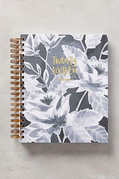 Wise Words 12-Month Planner - anthropologie.com