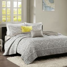 Intelligent Design Karina Coverlet Set - Includes pillows Koh'l's $99 (small sale)