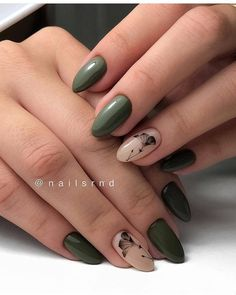 Discover cute and easy nail art designs for all occasions. Find inspiration for Easter, Halloween and Christmas and create your next nail art design. Classy Almond Nails, Short Almond Nails, Classy Nails, Cute Nails, Pretty Nails, Short Nails, Classy Nail Designs, Short Nail Designs, Perfect Nails