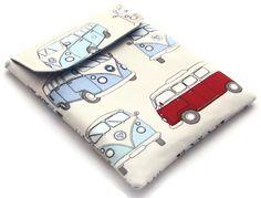 Ipad Cover Camper Van Cream £20.00