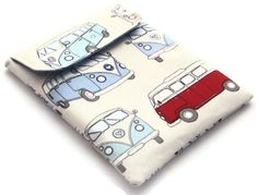 Ipad Cover Camper Van Cream £20.00