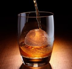 Death Star Ice Cube Maker  Available at New Egg for @ $13.99