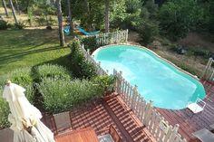 """Location Villa """"de Grazza"""" Aubenas - Rhône-Alpes - France - Villa Grazza, sud ardèche, classée 5 étoiles, magnifique maison avec piscine privée et jacuzzi"""