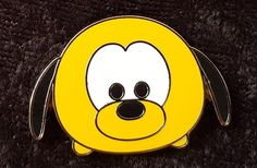 View Pin: Disney Tsum Tsum Mystery Pin Pack - Pluto ONLY