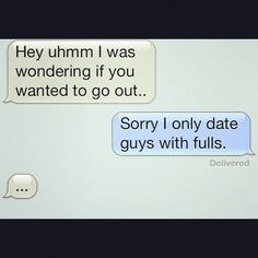 He shouldn't ask her out by text anyway! A guy has to ask when he's actually face to face with a girl!