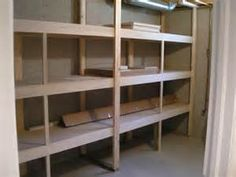 creative finished basement storage ideas - Bing Images