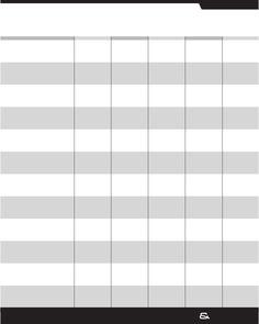 P90x Worksheet. Lesupercoin Printables Worksheets