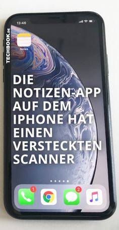 The iPhone Notes app has a hidden scanner- Die iPhone-Notizen-App hat einen versteckten Scanner Did you know that thanks to the Notes app, you no longer need a scanner and no extra apps? Iphone Hacks, Apps Für Iphone, Iphone Notes, Telefon Hacks, Smartphone Fotografie, Dental Jokes, Scanner App, Apple Iphone, Best Smartphone