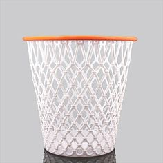 "Spalding® ""Crunch Time"" Basketball Net Wastebasket - BedBathandBeyond.com"