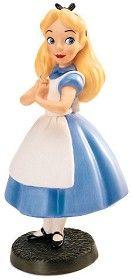 ALICE ~ WDCC Disney Classics_Alice In Wonderlandalice Yes Your Majesty