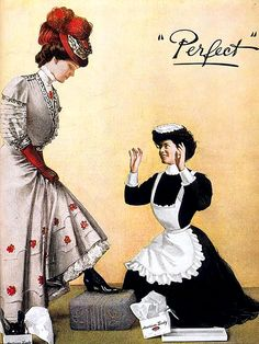 American Lady Shoes, 1906