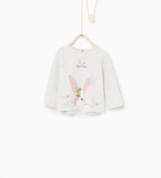 Imagem 1 de T-shirt animais da Zara