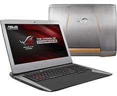 """ASUS ROG G752 Gaming Notebook PC (i7-6700HQ, 16GB RAM, 256GB NVMe SSD + 1TB HDD, NVIDIA Geforce GTX 1060 6GB, 17.3""""Full HD IPS, Windows 10) 2016 Newest Republic of Gamers Laptop Computer   see more at  http://laptopscart.com/product/asus-rog-g752-gaming-notebook-pc-i7-6700hq-16gb-ram-256gb-nvme-ssd-1tb-hdd-nvidia-geforce-gtx-1060-6gb-17-3full-hd-ips-windows-10-2016-newest-republic-of-gamers-laptop-computer/"""