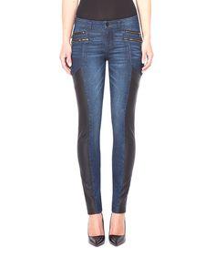Another great find on #zulily! Dex Night Oxford Super Skinny Jeans by Dex #zulilyfinds