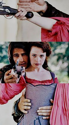 D'Artagnan & Constance - The Musketeers