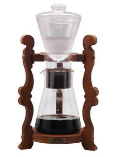 Cold Brew Coffee Iced Coffee Maker Cold Drip Coffee Dutch Coffee Nuvo Classic #Novo
