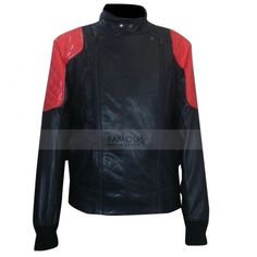 0 Kid Cudi, Motorcycle Jacket, Polyvore, Kids, Jackets, Stuff To Buy, Fashion, Young Children, Down Jackets