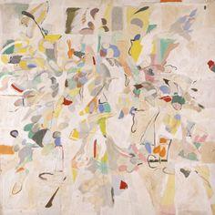 anne-sophie-tschiegg: Derek Jarman (British, 1942-1994), Flower Piece, 1965
