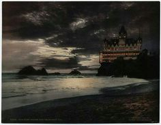 The cliff house San Fran