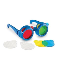 Love this Learning Resources | Color Mixing Glasses Set by Learning Resources on #zulily! #zulilyfinds
