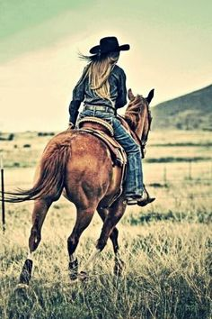 This is the best feeling in the world. This is the best feeling in the world. - Art Of Equitation Cowboy Girl, Cowgirl And Horse, Horse Love, Horse Girl, Cowgirl Pictures, Horse Pictures, Horse Photos, Western Photography, Horse Photography