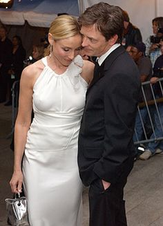 Michael J. Fox & Tracy Pollan married since 1988