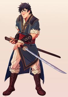 "sydsire: "" LON COOL "" Fantasy Character Design, Character Creation, Character Inspiration, Character Art, Fire Emblem Characters, Dnd Characters, Fantasy Characters, Fire Emblem Awakening, Best Waifu"