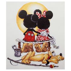 1000 Images About Disney Cross Stitch On Pinterest