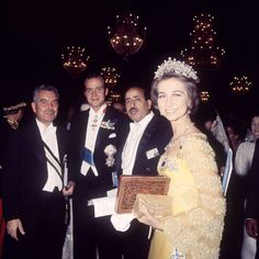 spanishroyals: Prince Juan Carlos and Princess Sofia (now King and Queen of Spain) at the 2500 Years of Persian Empire Celebration, Persepolis, 1971 Greek Royalty, Spanish Royalty, Queen Sophia, Princess Sophia, Royal Queen, King Queen, Greek Royal Family, Estilo Real, Don Juan