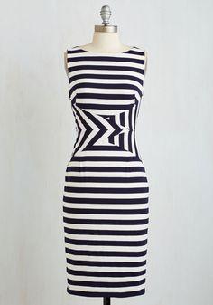 Harbor Act to Follow Dress | Mod Retro Vintage Dresses | ModCloth.com