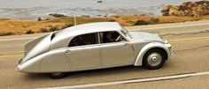 1938 Tatra T77 - made in Czechoslovakia
