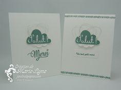 Cartes Tu es super! #stampinup #diy #cardmaking #