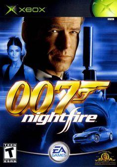 James Bond 007 Nightfire (Xbox) NEW SEALED  Pierce Brosnan Night Fire Video Game