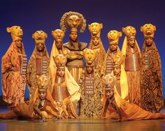 The Lion King on Broadway will transport you to the gorgeous vistas of the African savanna - Save up to 20%! http://www.newyork60.com/en/broadway-shows/the-lion-king