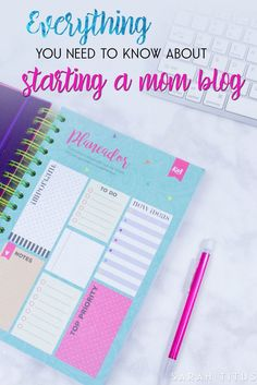 Starting a mom blog doesn't have to be overwhelming. You don't have to scour the internet trying to find the info. you need, it's all here in this ONE post!