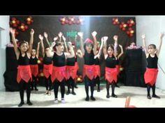 COREOGRAFIA MAMÃE QUERO TE AGRADECER | Vídeo p/ crianças ensaiarem em casa | Informações Descrição! - YouTube
