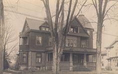 wellsville, NY photos   The Houses in Scio and Wellsville, NY   Jonathan Drydens Weblog