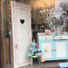 Kinderzimmer, Kindermöbel, Herzenstreu, Vintage , Vintagemöbel, Shabby Chic,