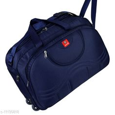 Messenger Bags Attractive Duffle Bags Material: Polyester Laptop Capacity: No laptop compartment Multipack: 1 Sizes: Free Size (Length Size: 22 in, Width Size: 12 in, Height Size: 12 in)  Country of Origin: India Sizes Available: Free Size   Catalog Rating: ★4.1 (1378)  Catalog Name: Classic Stylish Women Messenger Bags CatalogID_2071431 C73-SC1079 Code: 784-11130818-5121