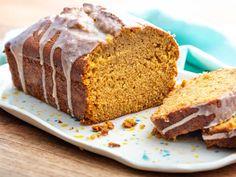 Pumpkin Bread With Salted Brown Butter Glaze Recipe