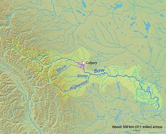 Bow River - Wikipedia, the free encyclopedia