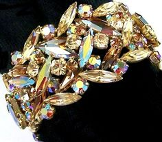 Vintage Sherman vintage costume jewelry - Google Search