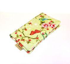 Handy / Smartphone-Tasche  zwei Fächer N°8  von TraumStyle - Design - Handytaschen  auf DaWanda.com