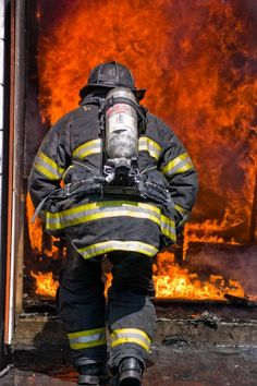 Fit for Duty: The Fitness of Fire Fighting   Breaking Muscle