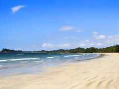Soak up the sun on Myanmar's Ngapali Beach, which was named the best beach in Asia this year by TripAdvisor.