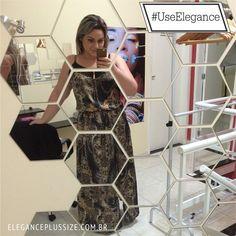 Coloque em suas fotos #UseElegance